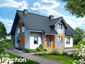 Projekt domu ARCHON+ Dom v púpavkách 2