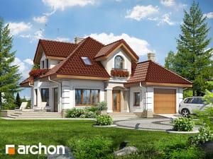 Projekt domu ARCHON+ Dom v rukole 2