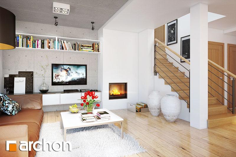 Dom pod liči 3 - Interiér
