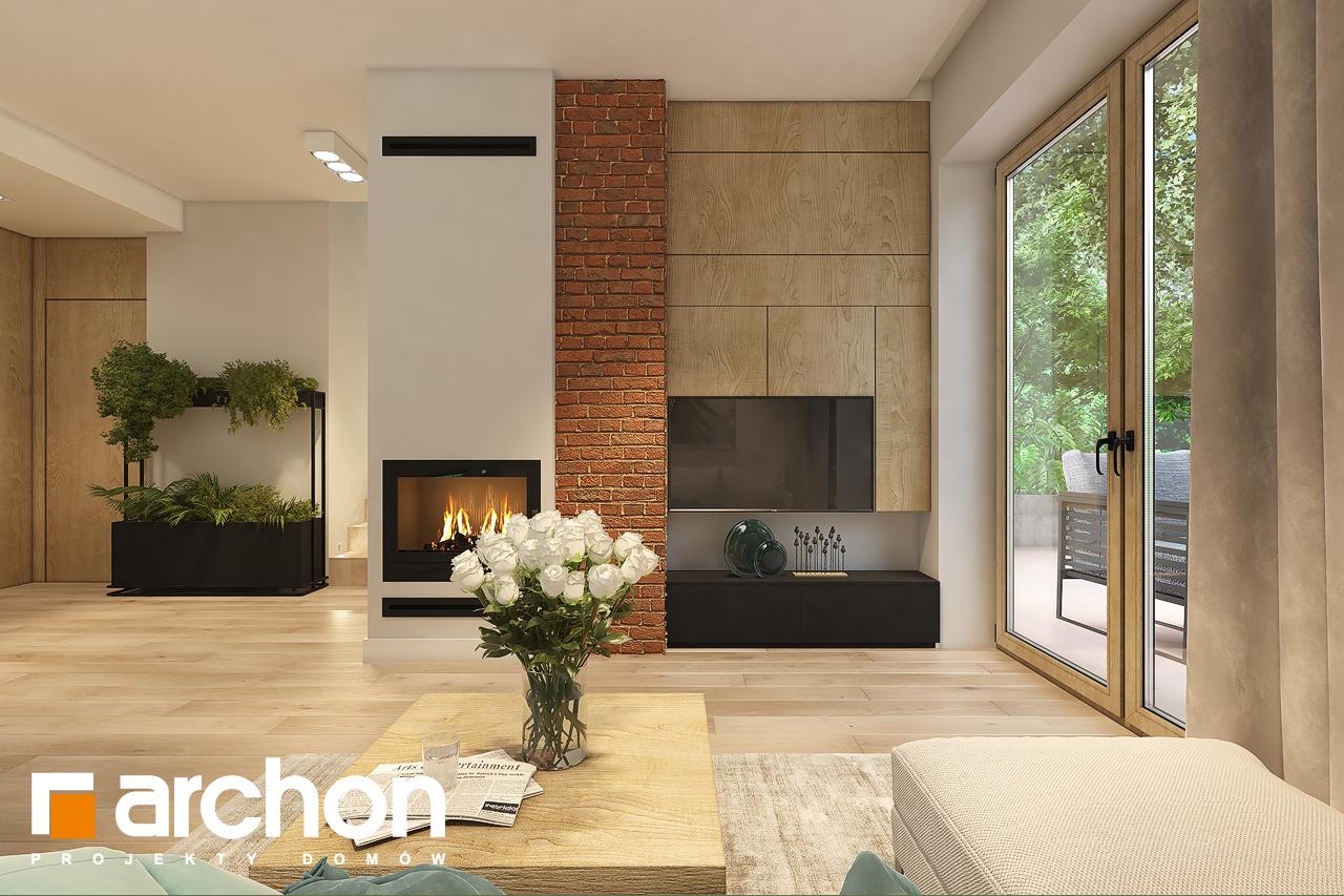 Dom medzi rododendronmi 11 (N) - Interiér