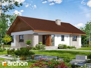 Projekt domu ARCHON+ Dom v ovocných kvetoch