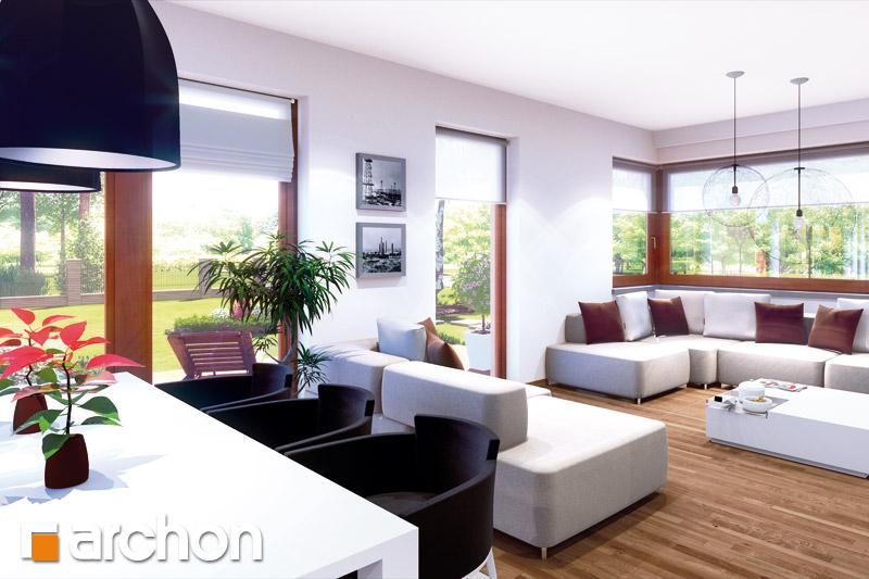 Dom v idaredách (P) - Interiér