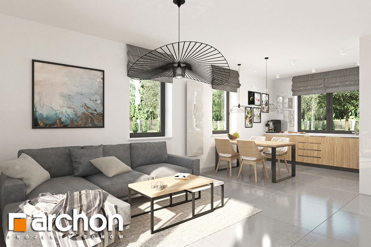 Dom v zelenci (G) - Interiér