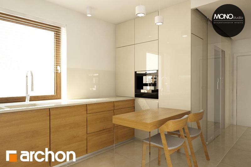 Dom medzi rododendronmi 6 (G2A)  - Interiér