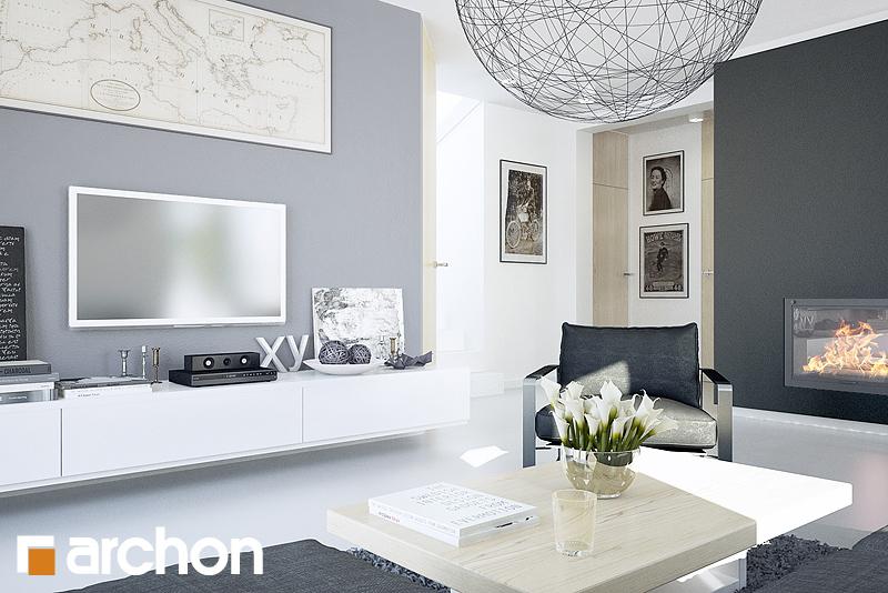 Dom medzi rododendronmi 5 (WN) - Interiér