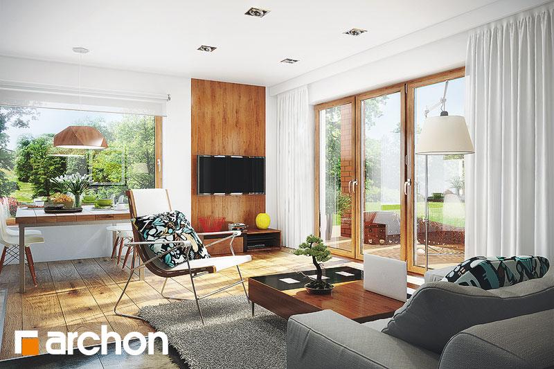 Dom v heucherách (G2) - Interiér