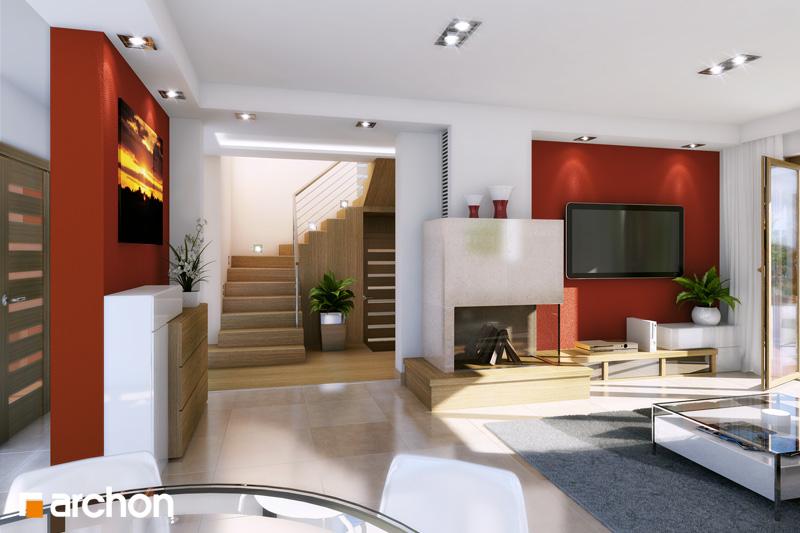 Dom medzi tamariškami 4 (G2N) - Interiér