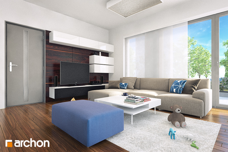 Dom v orgovánoch 3 (G) - Interiér