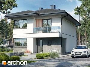 Projekt domu ARCHON+ Vila Julia 16