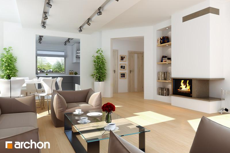 Dom pod jarabinou (G2) - Interiér