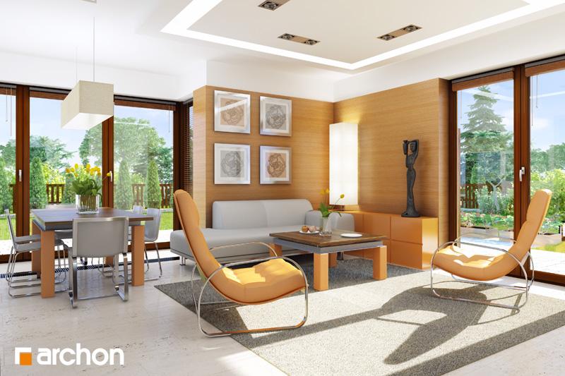 Dom medzi rododendronmi 6 (N) ver.2 - Interiér