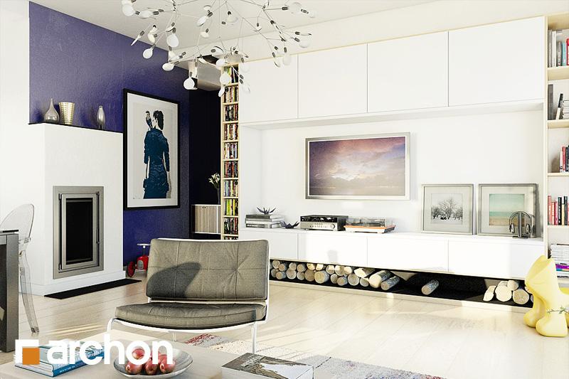 Dom v chochlačkách 4 - Interiér