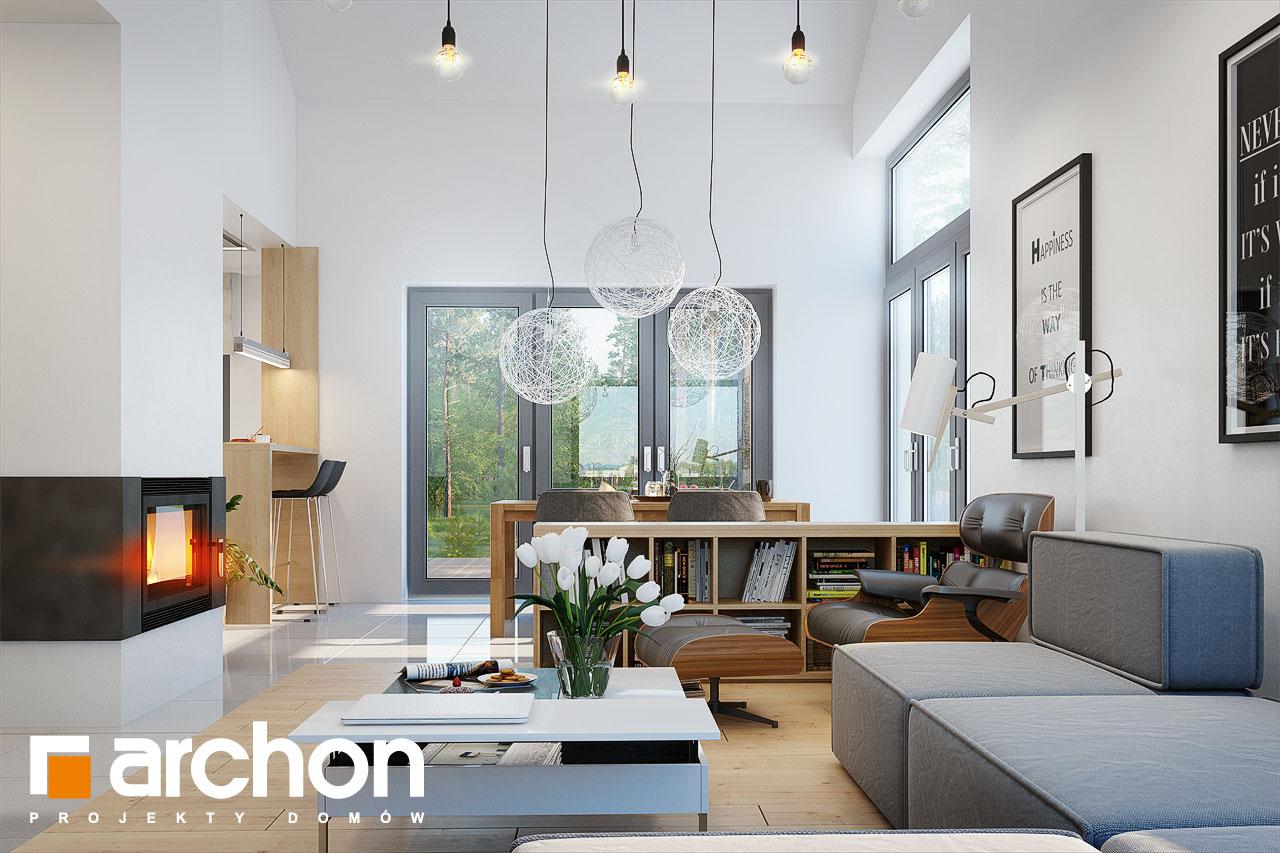 Dom pri lianách - Interiér