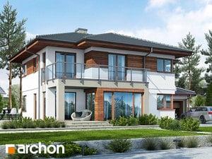 Projekt domu ARCHON+ Vila Eliza 3