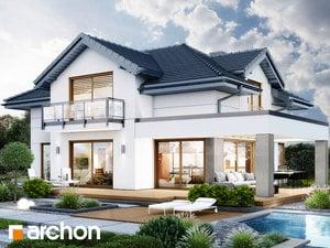 Projekt domu ARCHON+ Vila Miranda 14 (G)