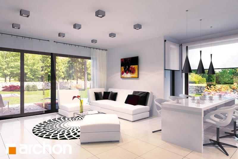 Dom pod jarabinou (GN) ver.2 - Interiér