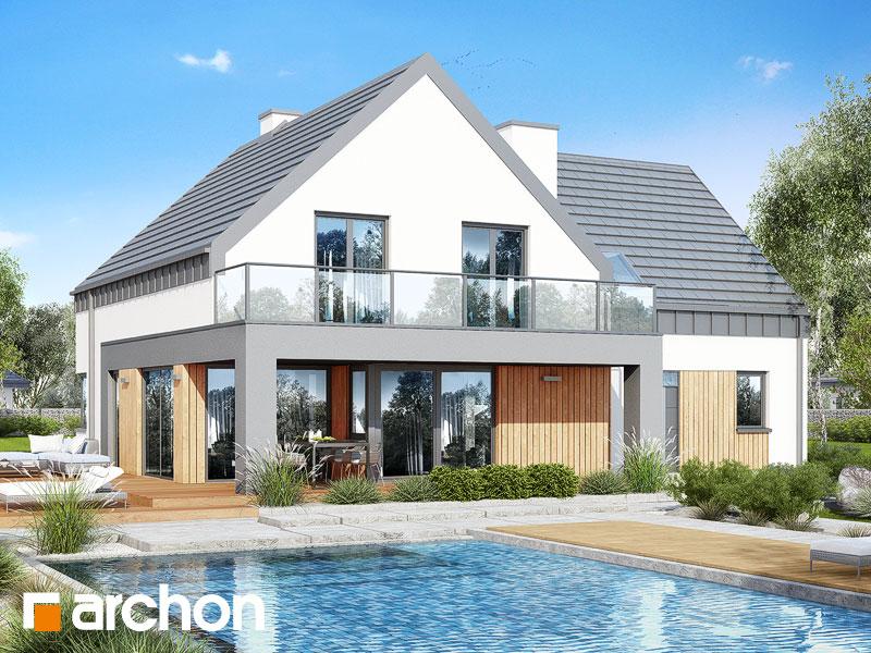Dom v orličkách (G2N) - Vizualizácia 2