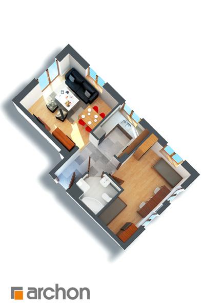 Dom na bulvári 23 - Interiér