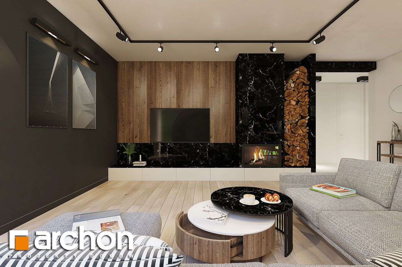 Dom medzi ringlotami 4 - Interiér