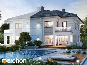 Projekt domu ARCHON+ Vila Julia 9 (B)
