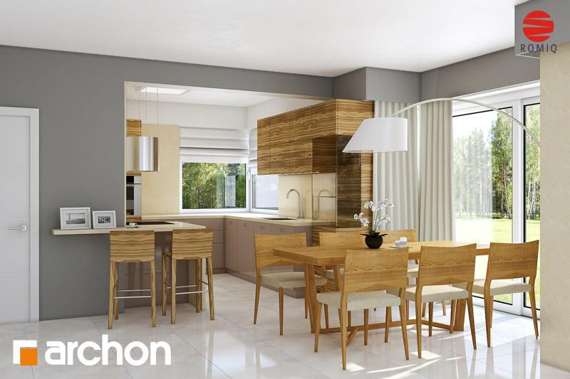 Dom v rukole (G2N) ver.2 - Interiér
