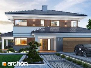 Projekt domu ARCHON+ Vila Miranda (G2)