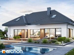 Projekt domu ARCHON+ Dom medzi kliviami 11 (G2)