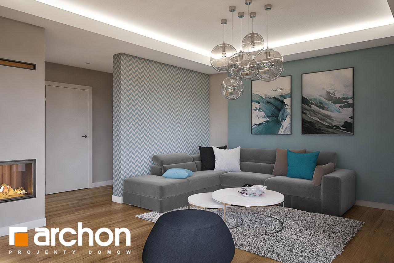 Dom v araukárie (G2) - Interiér