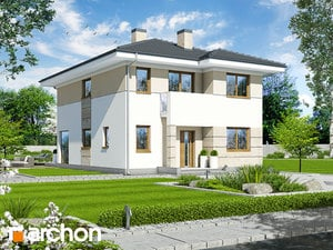 Projekt domu ARCHON+ Vila Julia 2 ver.2