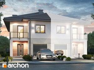 Projekt domu ARCHON+  Vila Amélia (BA)