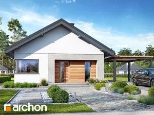 Projekt domu ARCHON+ Dom v pomarančoch 2