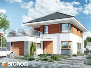 Projekt domu ARCHON+ Vila Elvíra