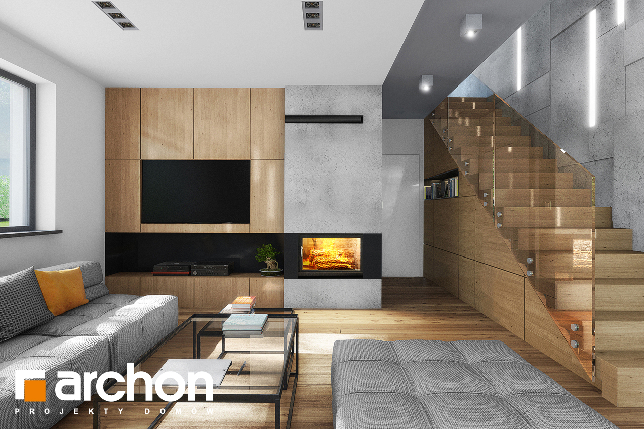Dom vsmaragdoch 2 - Interiér