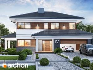 Projekt domu ARCHON+ Vila Miranda 10 (G2)