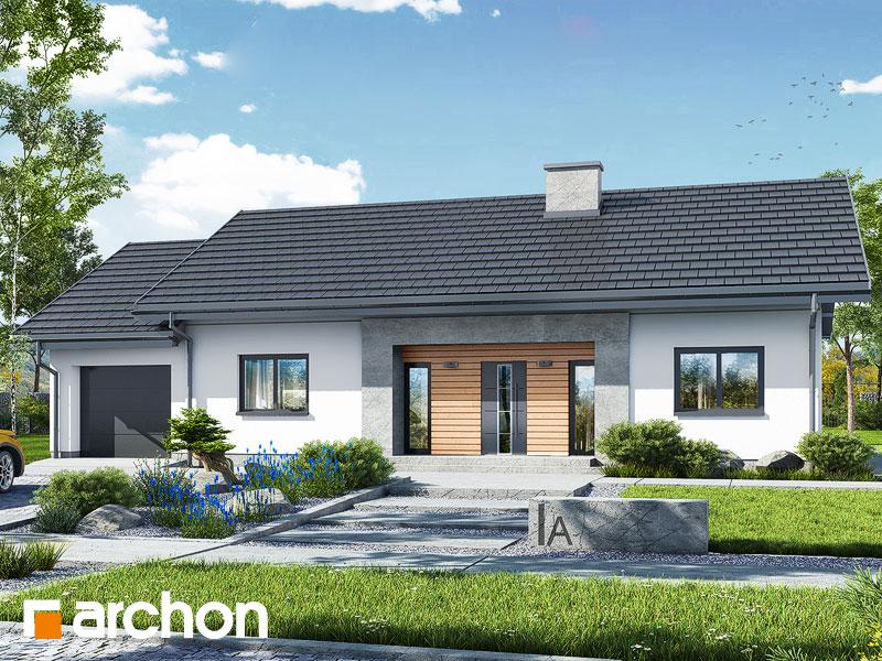 Dom v kostravách 4 (G) - Vizualizácia 1