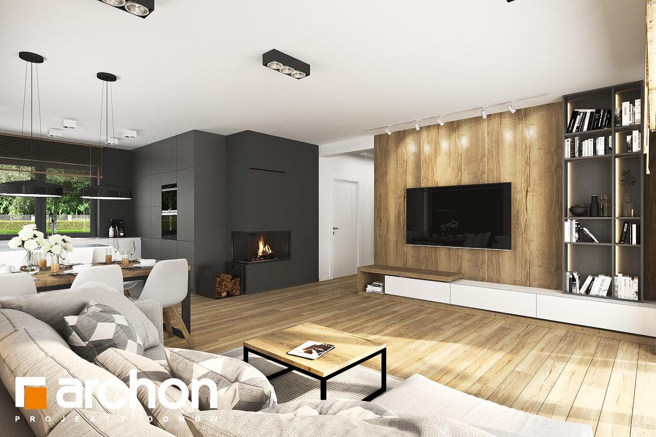 Dom v kostravách 4 (G) - Interiér