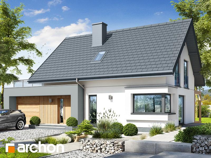 Dom v zelenci 12 (G) - Vizualizácia 1