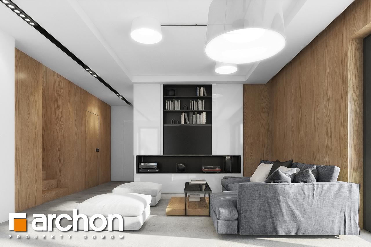 Dom v malinčí 4 - Interiér