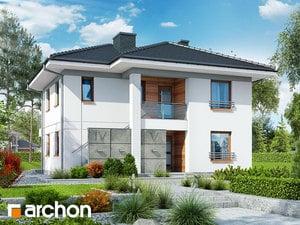 Projekt domu ARCHON+ Vila Lujza (R2)