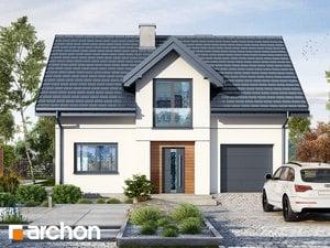 Projekt domu ARCHON+ Dom v lucerne 8