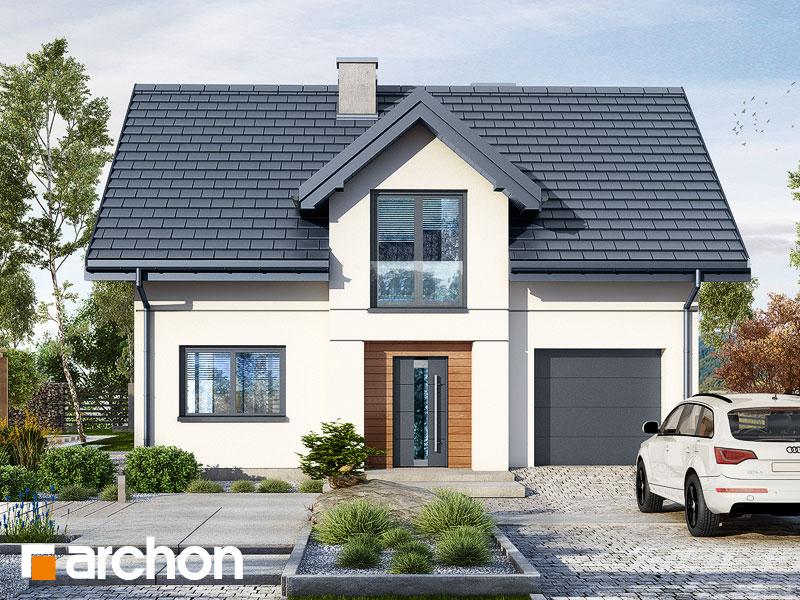 Dom v lucerne 8 - Vizualizácia 1