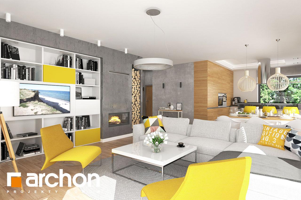 Dom medzi ringlotami 2 - Interiér