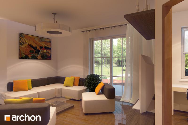 Dom medzi rododendronmi 6 (G2P) ver.2 - Interiér