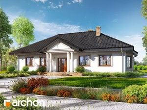 Projekt domu ARCHON+ Dom medzi gaurami 5