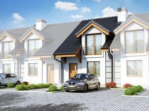 Projekt domu ARCHON+ Dom pod ginkom ver.2