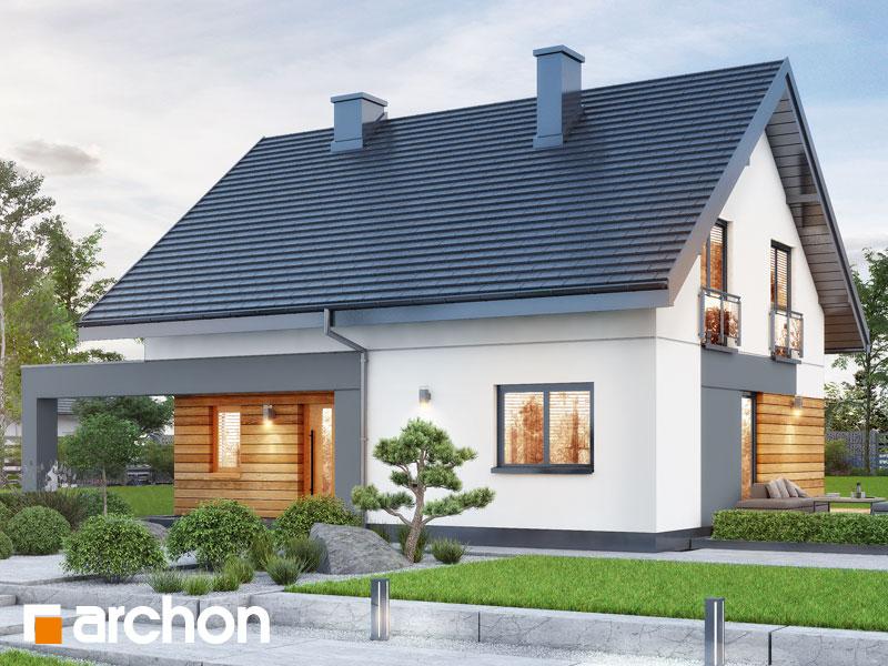 Dom v malinčí 11 (A) - Vizualizácia 1