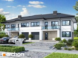 Projekt domu ARCHON+ Vila Konstancja (R2)