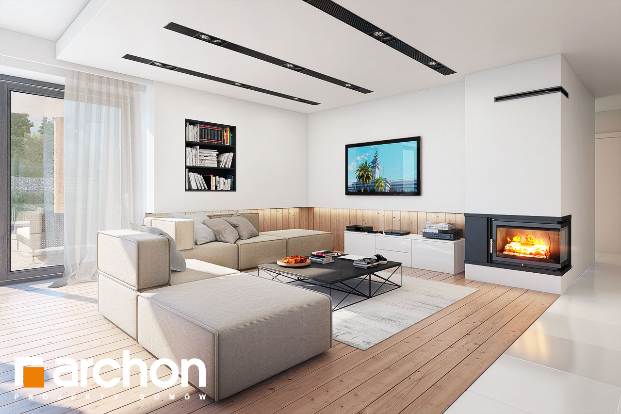 Dom medzi isméniami 2 (G2) - Interiér