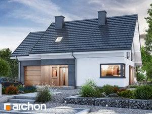 Projekt domu ARCHON+ Dom v malinčí 2 (G)