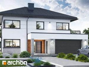 Projekt domu ARCHON+ Vila Miranda 16 (G2)